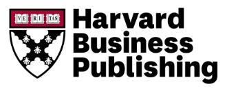 harvard publishing